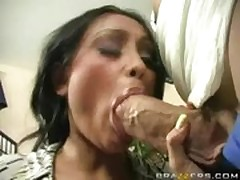 Busty Indian Oral Sex!