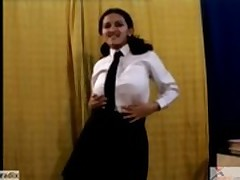 Horny indian school girl  -