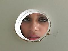 Miya Rai Fucts Glory Holes 420