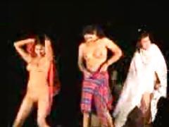 Telugu Describing Dance