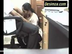 Boss Fucked a Pulchritude in office