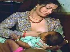 Mandakini Mamma Nipple Clearly seeming slowmotion