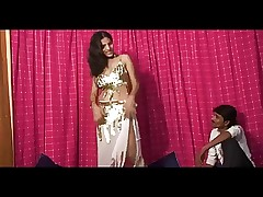 Young Pretty Indian Whore Loves in the matter of Suck and Fuck