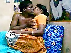 Indian Grown up Couple From Cochin Making love