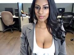 Hot Indian girl webcam 2