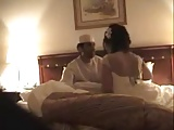 Desi couple conjugal night-time lovely paki bhabhi honeymoon