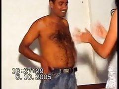 bangladeshi coupling topless dance