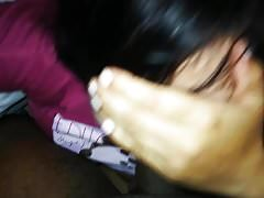 Blowjob With regard to Cum in mouth - Desi Indian uncut Load of shit