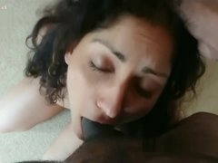 Innocent Indian sheila routine and abused by well-skilled depreciatory hindi audio copulation reckon for