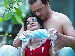 Dhoban Aur Sarpanch Enjoy Satisfied Passionate Sex