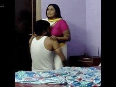 Telugu aunty dangu baga nanu talling
