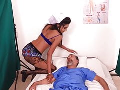Indian lesbian be enamoured of at digs