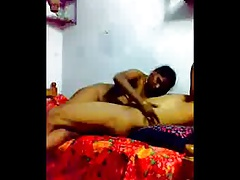 Indian Housewife prepare will not hear of Partner's Cock