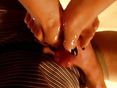 indian Foot ToeTease+CS