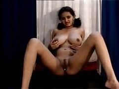 Busty Young Schoolgirl Sanjana at Exploited Indian Girls -